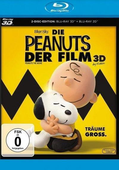 Die Peanuts - Der Film 3D