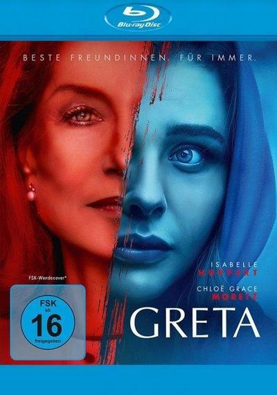 Greta. Blu-Ray