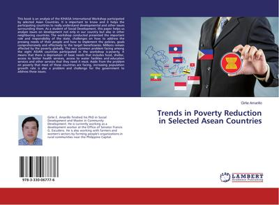 Trends in Poverty Reduction in Selected Asean Countries