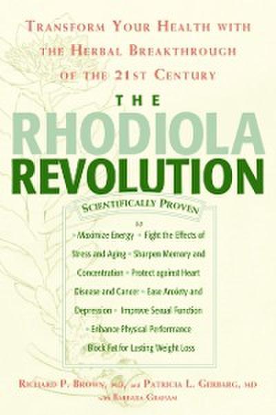 Rhodiola Revolution