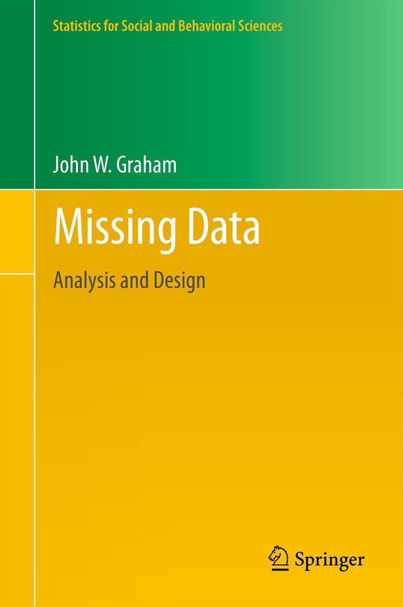 Missing Data John W. Graham