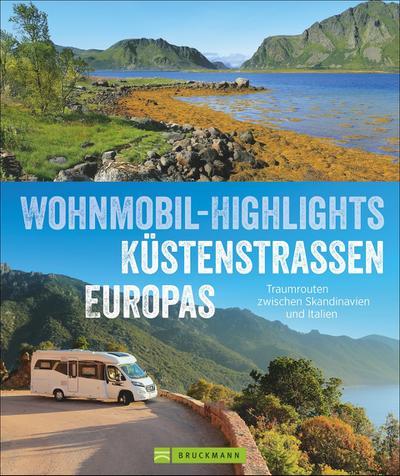 Wohnmobil-Highlights Küstenstraßen Europas