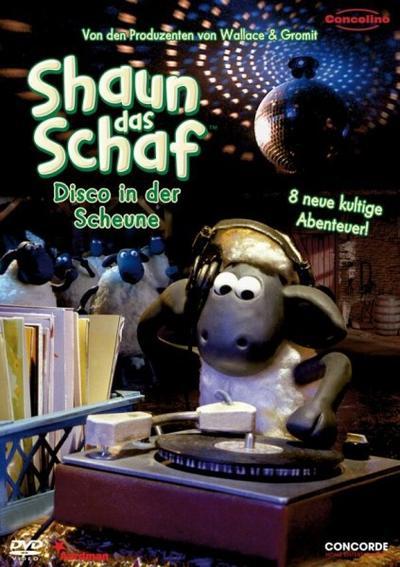Shaun das Schaf - Disco in der Scheune