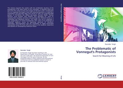 The Problematic of Vonnegut's Protagonists
