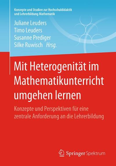 Mit Heterogenität im Mathematikunterricht umgehen lernen