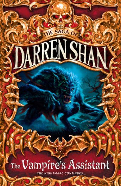 Vampire's Assistant (The Saga of Darren Shan)