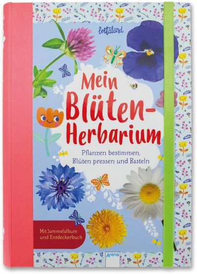 Mein Blüten-Herbarium