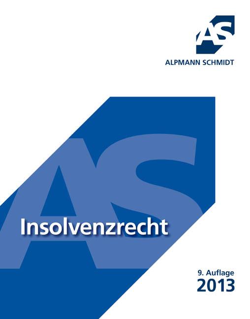 Insolvenzrecht Wolfgang C. Fahlbusch