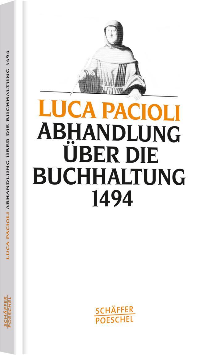 NEU Abhandlung über die Buchhaltung 1494 Luca Pacioli 011882