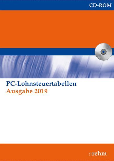 PC-Lohnsteuertabellen 2019 Einzelplatzversion, 1 CD-ROM