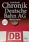 Chronik Deutsche Bahn AG ; 1994 bis heute; De ...