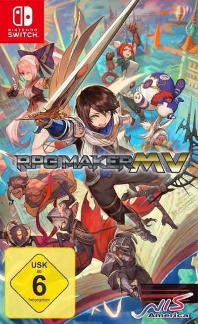 RPG Maker MV (Nintendo Switch)