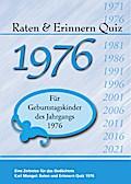 Raten und Erinnern Quiz 1976