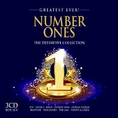 Number Ones-Greatest Ever