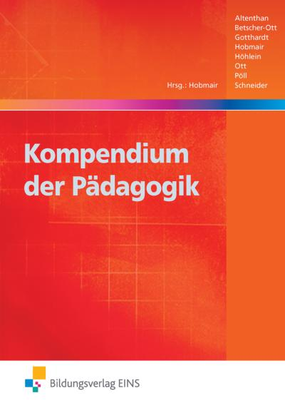 Kompendium der Pädagogik