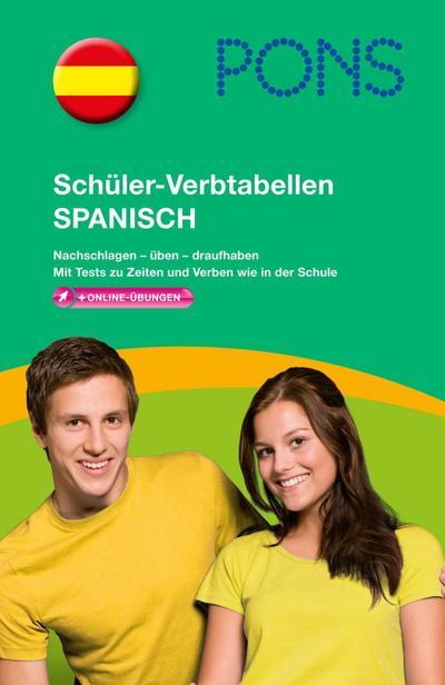 PONS Schüler-Verbtabellen Spanisch