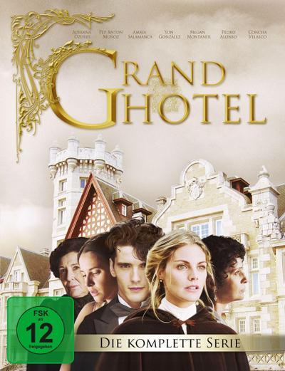 Grand Hotel - Die komplette Serie