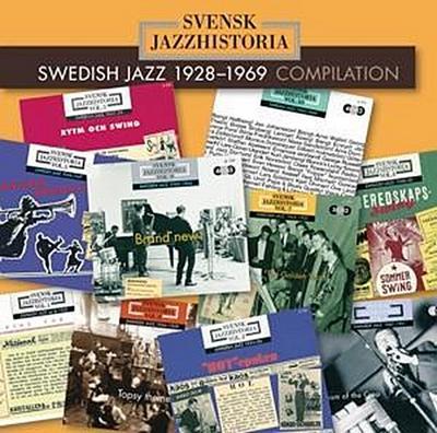 Swedish Jazz History 1928-1969 COMPILATION