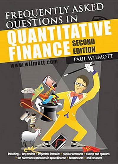 Frequently Asked Questions in Quantitative Finance
