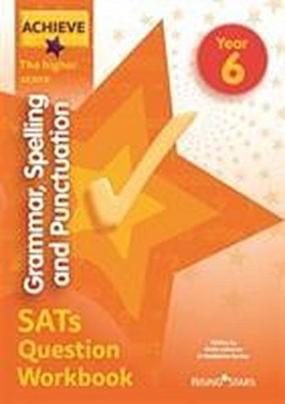 Achieve Grammar, Spelling and Punctuation SATs Question Work