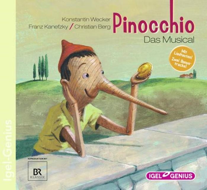 Pinocchio - Das Musical Konstantin Wecker