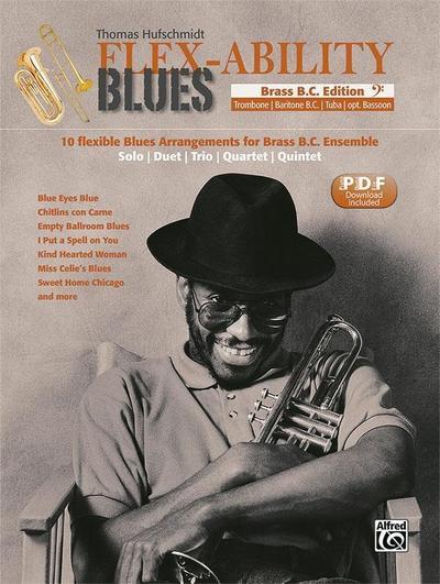 Flex-Ability Blues - Brass B.C. Edition