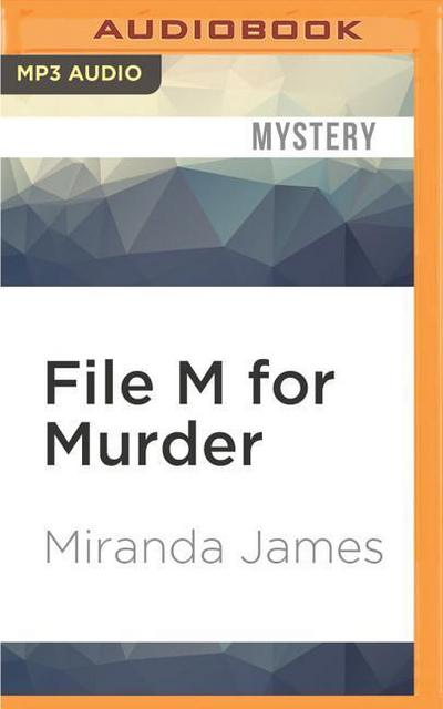 File M for Murder
