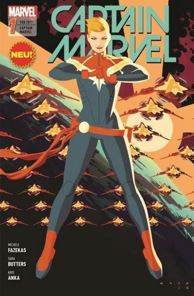 Captain Marvel 01: Wächterin der Erde
