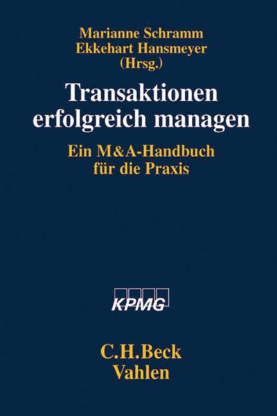 Transaktionen erfolgreich managen