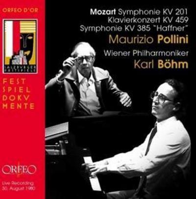 Klavierkonzert Kv 459,Symphonien Kv 201 & 385