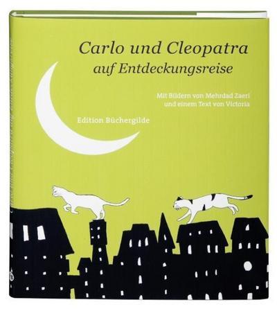 Carlo und Cleopatra auf Entdeckungsreise