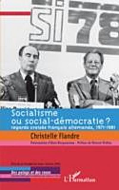 Socialisme ou social-democratie