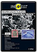Briefmarken-Katalog Deutsches Reich mit Kolonien und Gebieten