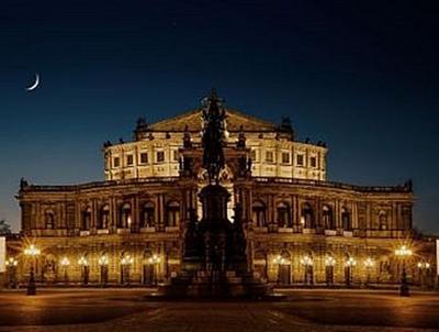 Dresden - 500 Teile (Puzzle)