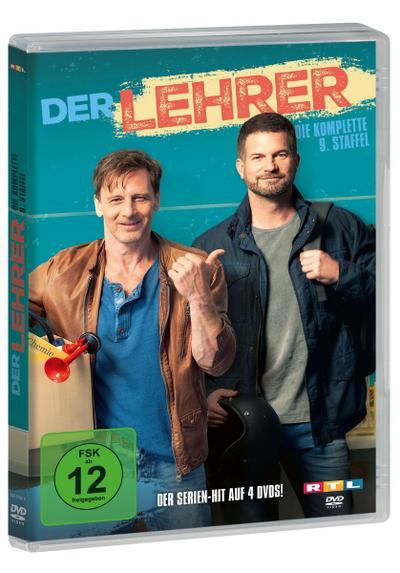 Der Lehrer - die komplette 9. Staffel (RTL)