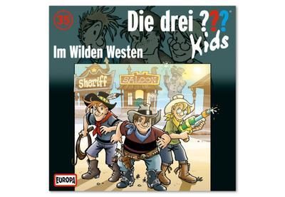 Die drei ??? Kids 035: Im Wilden Westen