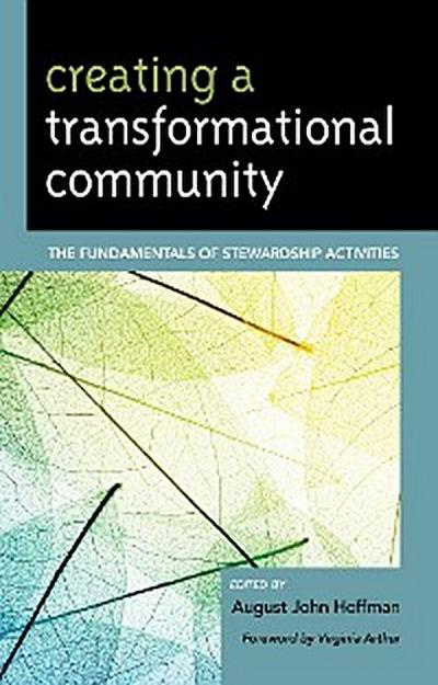 Creating a Transformational Community