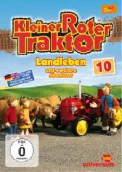 Kleiner Roter Traktor 2 - Lichterketten und 5 weitere Abenteuer