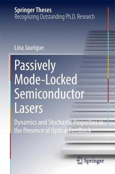 Passively Mode-Locked Semiconductor Lasers