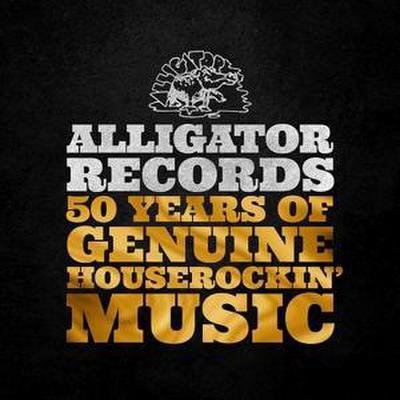 Alligator Recordsâ??50 Years Of Gen