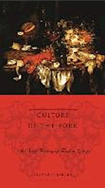 Culture of the Fork: A Brief History of Everyday Food and Haute Cuisine in Europe