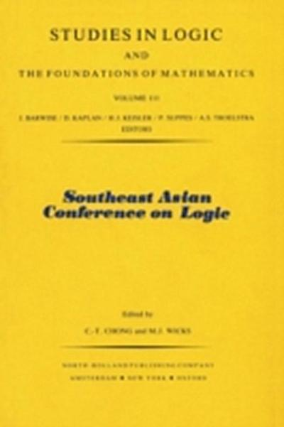 Southeast Asian Conference on Logic