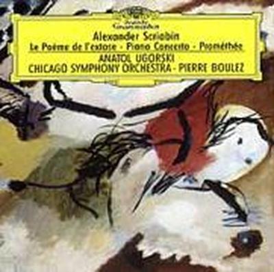 Scriabin: Le Poème de l'extase, Piano Concerto, Prométhée
