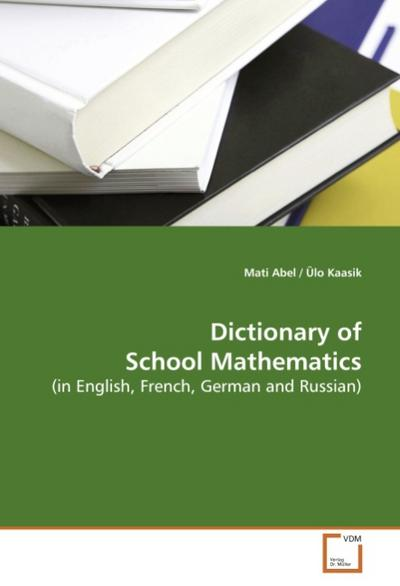 Dictionary of School Mathematics