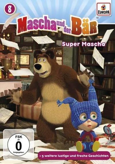Mascha und der Bär 08. Super Mascha