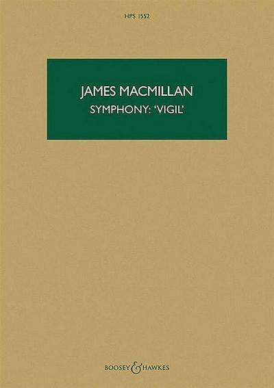 Symphony Vigilfor orchestra