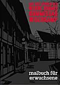 Auf den Spuren der Werne Krimis: Malbuch für Erwachsene