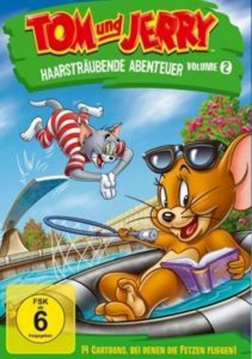 Tom und Jerry - Haarsträubende Abenteuer -> englische Sprecher Corden