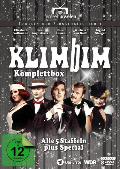 Klimbim - Komplettbox DVD-Box