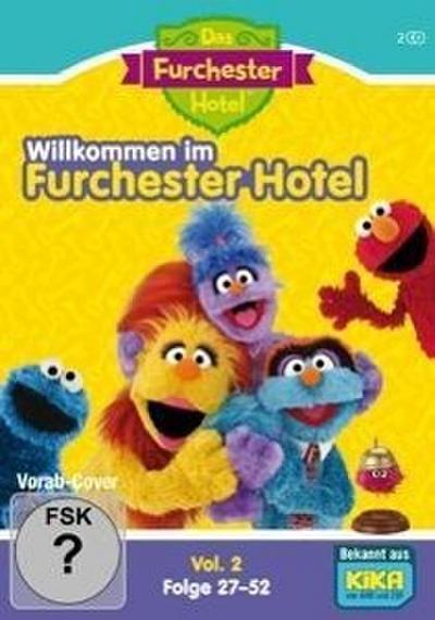 Willkommen im Furchester-Hotel
